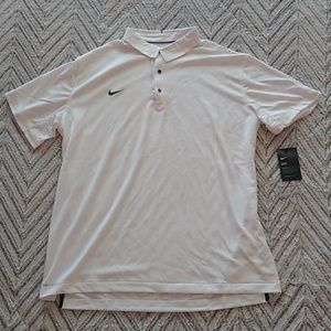 Nike Dry Dri-Fit Elite Golf Shirt Polo Men's XL